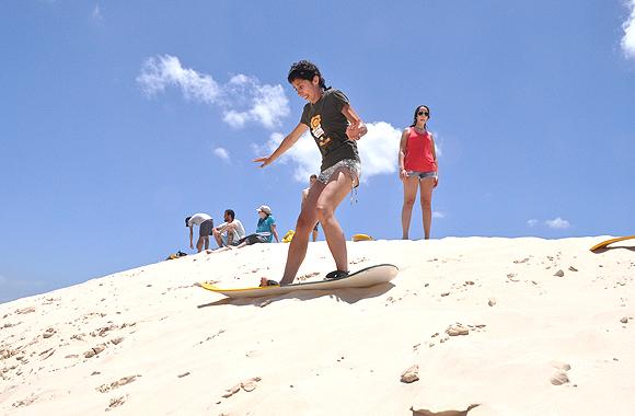 SANDBOARD EM FLORIANOPOLIS, Sandboard Florianopolis